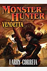 Monster Hunter Vendetta (Monster Hunters International Book 2)