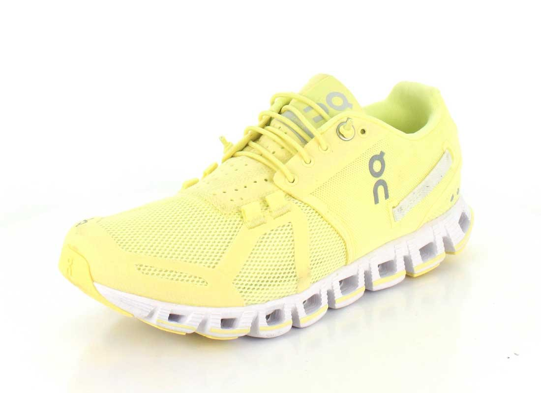 ON Women's Running Cloud Sneaker B01HNYIHC8 8.5 B(M) US|Limelight