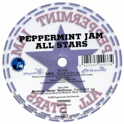 Peppermint Jam Allstars - Miami Special