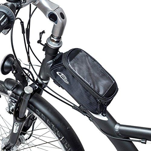 """WINOMO Fahrrad Mountainbike Rahmentasche für 4.8"""" 5.5"""" Handy"""