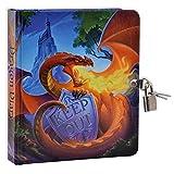 Best Lock Keys - Mollybee Kids Keep Out Dragon Glow in The Review