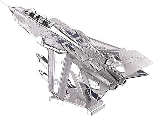 Decoración Creativa Tornado Luchador Montar Modelo Militar Avión ...