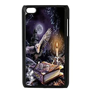 Custom High Quality WUCHAOGUI Phone case The Marauders Map - Harry Potter Protective Case FOR IPod Touch 4th - Case-7