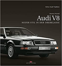 Audi V Amazoncom Books - Audi v8