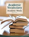 Academic Vocabulary: Academic Words (5th Edition)