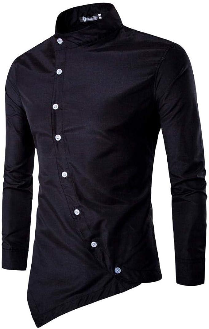 XTX Men Washed Denim Classic One Button Business Sport Blazer Jackets