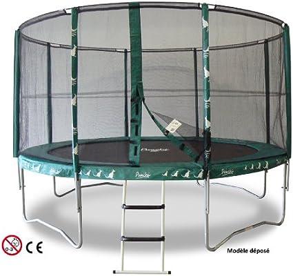 Kangui – Trampolín Punchi 360 con Red: Amazon.es: Deportes y aire ...