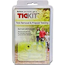 TIC-KIT - All-In-One Tick Removal and Test Kit