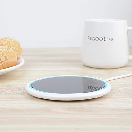 USB Kaffeetasse Cup Coaster W/ärmer Getr/änkew/ärmer Cup W/ärmer Becher f/ür B/üro Zuhause