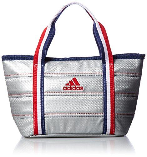 [Adidas Golf] Round Tote Bag L23 × W18 × H13 cm AWT 28 A 42076 Silver by adidas