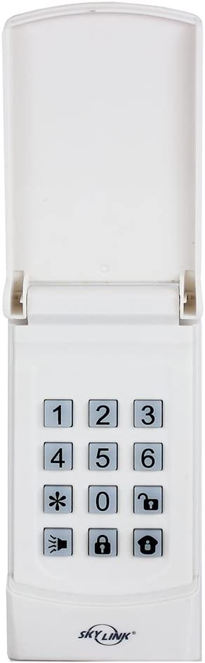 KN-MT Skylink Wireless Security Keypad for SkylinkNet Connected Home Alarm Security & Home Automation and M-Series. Arm and Disarm your Home Alarm System with a Security Code.