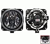 This Is A Brand New Aftermarket Fog Light Lamp That Fits A 2002 2003 2004 2005 2006 02 03 04 05 06 Ford Escape Ford Mustang Lincoln LS Left Hand Driver Side LH Clear Lens With Bulbs OE Design DOT SAE Approved 2M5Z15200AB FO2592194
