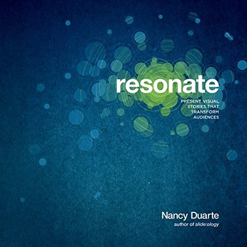 Resonate by Nancy Duarte book cover