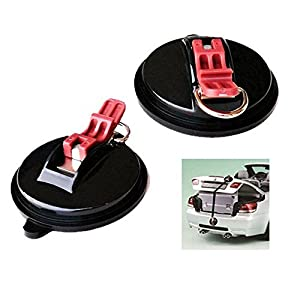 New Anchor Plus Easy Car Van Truck Super Suction Anchors Suction Cups 2 PCS