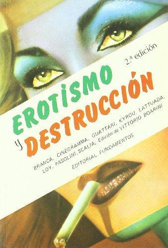 Erotismo y destrucción