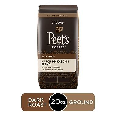 Peet's Coffee-Dark Roast-Major Dickason's Blend