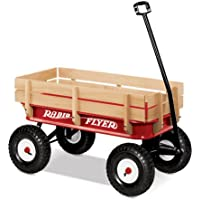Radio Flyer All-Terrain Kids Wooden Wagon + Cheap Item to get over $100