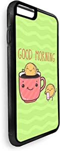 good morning Printed Case for iPhone 6s