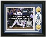 "MLB Kansas City Royals 2015 World Series Champions ""MVP"" Gold Coin Photo Mint"