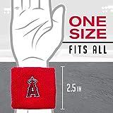 Franklin Sports Los Angeles Angels MLB Baseball