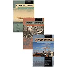 City of Promises: A History of the Jews of New York, 3-volume box set