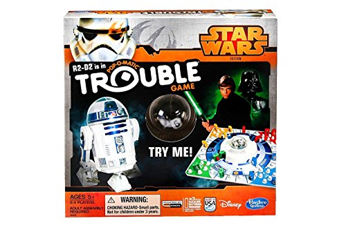Star Wars Edition R2 D2 Is In Trouble Popomatic Game Disney by BOUCHERON