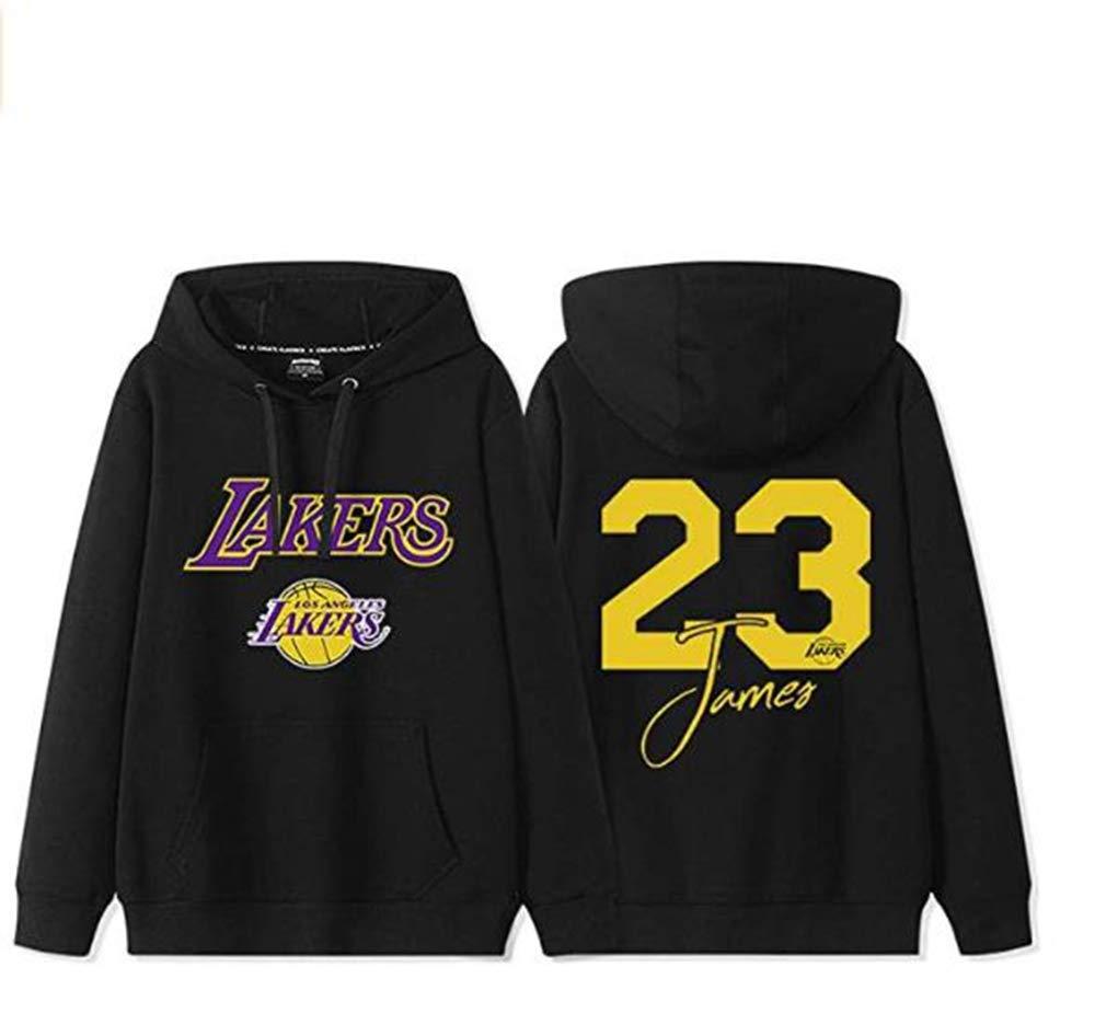 Camiseta De Baloncesto Pullover Lakers # 23 Lebron James Camiseta ...