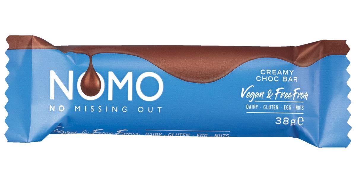 Vegan Creamy Chocolate Bar (NOMO) 24 x 38g