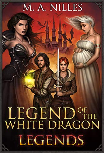 Legends is part of an epic of many individuals whose lives have been linked in the battle for the fate of the world--to destroy it or save it.The sorceress Lusiradrol, exiled to human form thousands of years earlier from her life as the terrible blac...