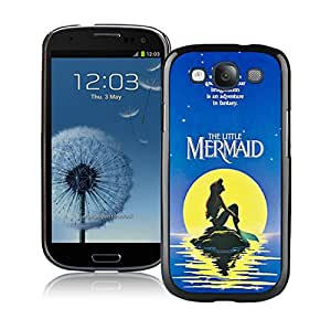 The Little Mermaid 1 Black Hottest Sell Customized Samsung Galaxy S3 I9300 Case