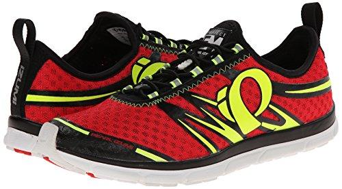 PI Shoes EM Tri N 1 Black/Firey Red 12.5