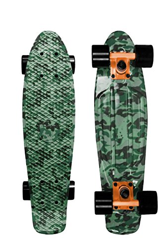 Mayhem Boards Scooters Camouflage Plastic
