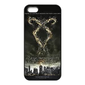 Caitin Mortal Instruments Cell Phone Cases Iphone 5/5S