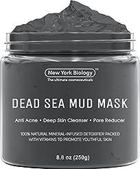 New York Biology Dead Sea Mud Mask for F...