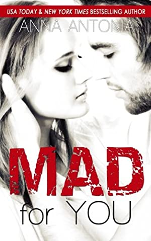 book cover of Mad for You