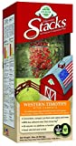 Oxbow Animal Health Harvest Stacks Western Timothy with Carrot Pet Food, 35-Ounce