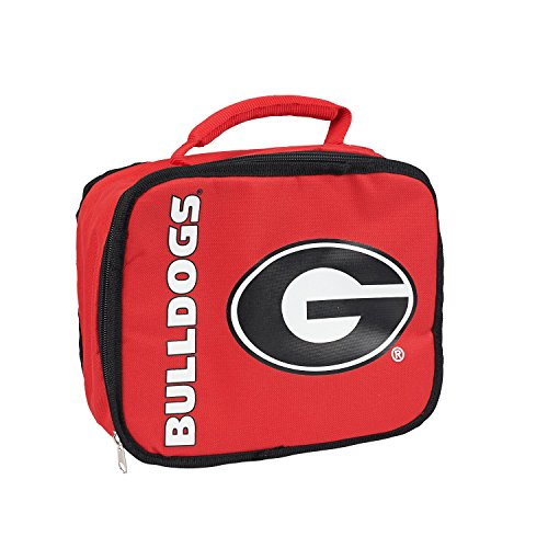 Officially Licensed NCAA Georgia Bulldogs Sacked Lunch Cooler