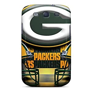 AcU631aiYs Green Bay Packers Fashion Tpu S3 Cases Covers For Galaxy
