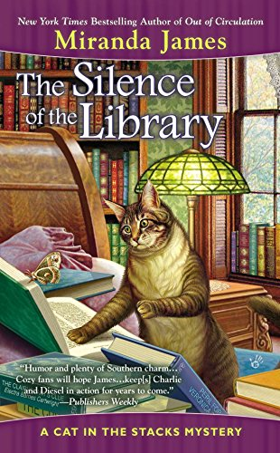 (The Silence of the Library (Cat in the Stacks)