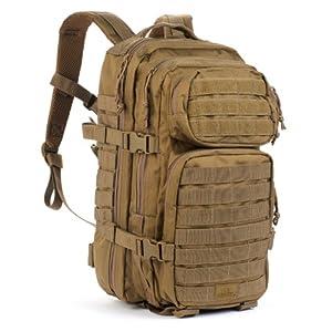Red Rock Outdoor Gear Assault Pack (Medium, Coyote Tan)