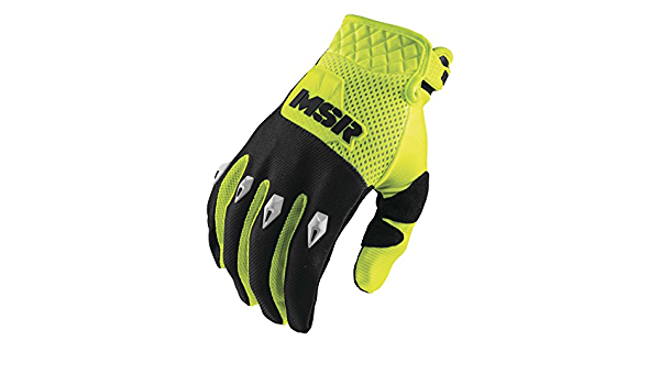 Distinct Name: Pink//White Primary Color: Pink MSR Legend 71 Gloves 361295 Size: 2XL Gender: Mens//Unisex