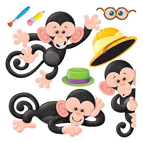 (TREND enterprises, Inc. Monkey Mischief Bulletin Board Set )