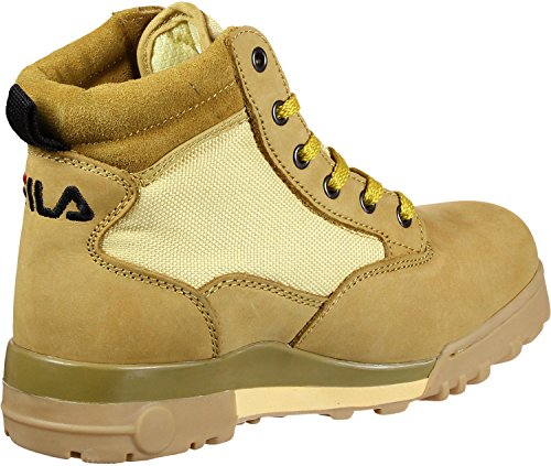 Fila Ladies Grunge Mid Scarpe Donna Chipmunk (1010160.edu)