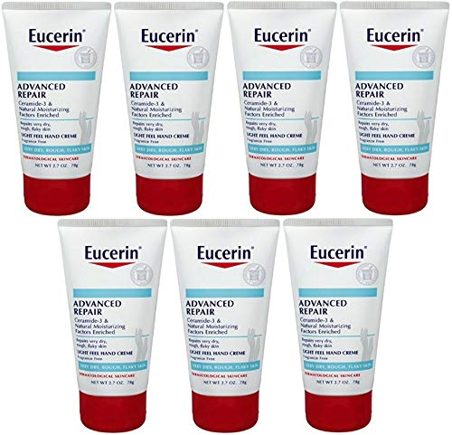 Eucerin Plus Intensive Repair Hand Cream - 3