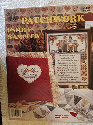 Jeremiah Junctions Classics Patchwork Family Sampler JL154