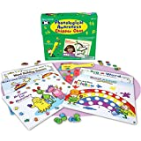 Phonological Awareness Pre-Reading & Reading Magnetic Chipper Chat Game - Super Duper Educational Learning Toy for Kids