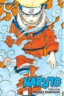 Amazon.com: Naruto, Vol. 1: Uzumaki Naruto (9781569319000 ...