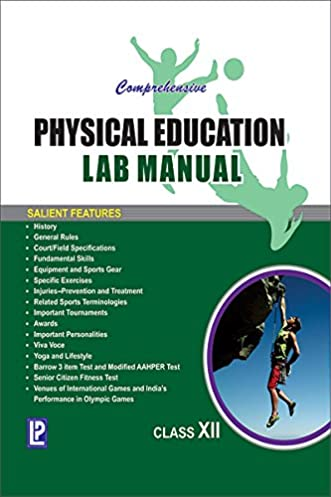 buy comprehensive physical education lab manual xii book online at rh amazon in College Physics Lab Manual Physics Lab Manual Loyd PDF