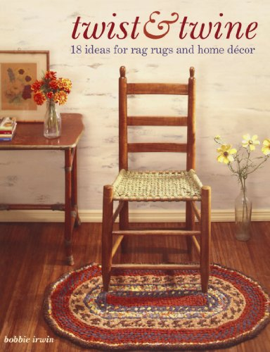 - Twist & Twine: 18 Ideas for Rag Rugs and Home Decor