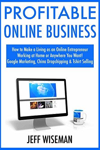 Amazon.com: Profitable Online Business: How to Make a Living ...